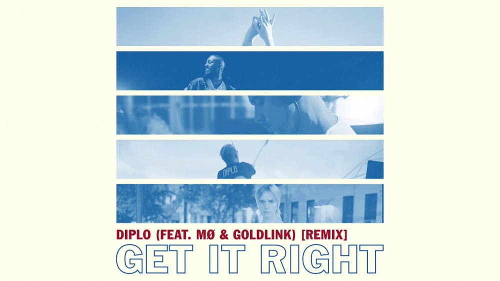 Dance hits premiere diplo ft mo goldlink get it right rmx i discovered the original during my playlist hours on beats 1 and today it gets a remix treatment featuring dcs own goldlink freerunsca Image collections